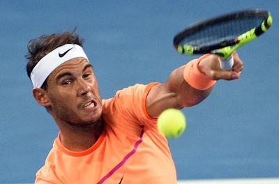 Rafa Nadal sigue adelante en Torneo de Brisbane