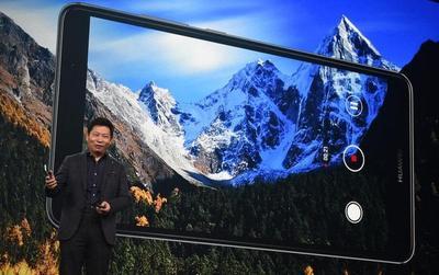 Huawei pone aplicación Alexa de Amazon en su teléfono