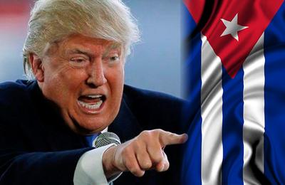 Exdiplomáticos estadounidenses piden a Trump revocar apertura hacia Cuba