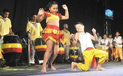 Los tambores hicieron vibrar los festivales de Kamba Cua