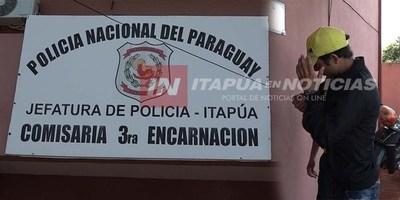 RÁPIDA REACCIÓN POLICIAL RECUPERA OBJETOS HURTADOS EN PLAYA