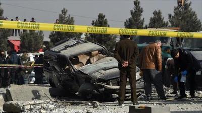Al menos 38 muertos en un doble atentado cerca del Parlamento
