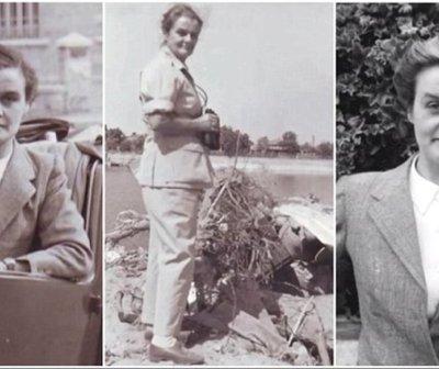 Muere la periodista que dio la primicia de la II Guerra Mundial