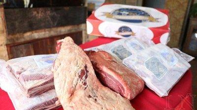 La carne bovina ingresó a 57 diferentes mercados en el 2016