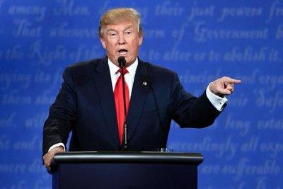 Trump ofrece su primera rueda de prensa en casi seis meses
