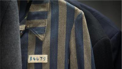 El chico de la chaqueta a rayas 84679