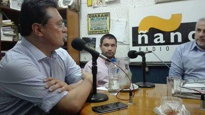 """Leite contra Zucolillo y Vierci: """"Si vos fueras ellos, te irías del Paraguay"""""""
