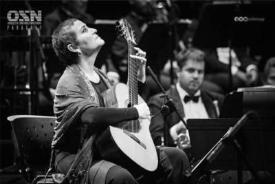 Condecorarán a la guitarrista Berta Rojas con la orden del mérito