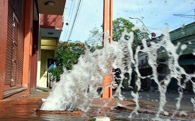 """Mejorar provisión de agua a Capital y área metropolitana no es """"prioridad"""""""