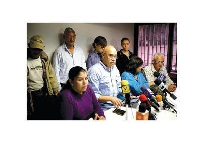 La oposición  descarta reanudar diálogo con  Gobierno venezolano