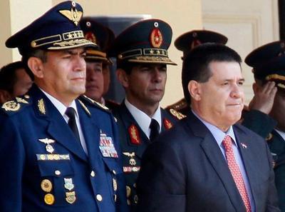 Reconocerán al presidente en el Centro Militar
