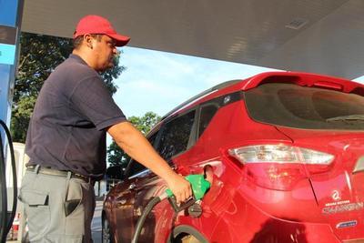 Combustibles aumentaron ventas 13,7% más en 2016