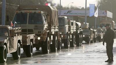 """EE.UU. desplegó  tropas en Polonia y Rusia lo tomó como """"una amenaza"""""""