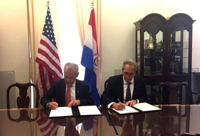 EEUU y Paraguay multiplicarán comercio e inversiones