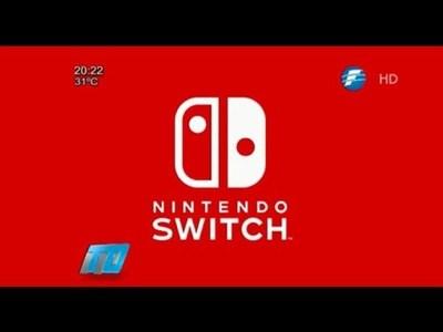 """""""Nintendo Switch"""", la nueva consola de Nintendo saldrá a la venta en marzo"""