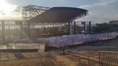 #CuidaPy: En busca de la revitalización del anfiteatro de Sanber