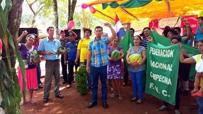 FNC festeja 8 años de resistencia en la colonia San Juan