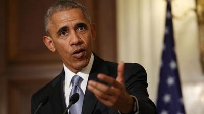 Ultimo discurso semanal: Obama insta a la defensa de la democracia