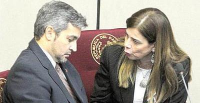 Marito y Desirée se atribuyen funciones de la Corte