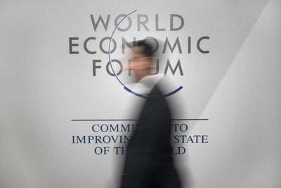 Élites en Davos, frente a un mundo hostil al 'statu quo'
