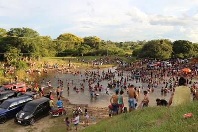 Calor extremo no da tregua a paraguayos