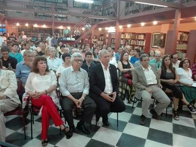 Evento literario para celebrar los 100 años de Augusto Roa Bastos