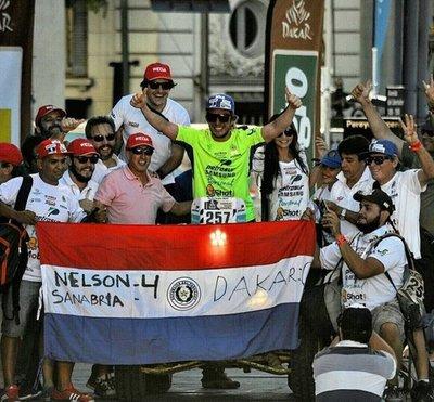 Dakar: paraguayos cerraron con nivel
