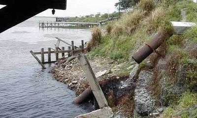 Alarma por contaminación de acuífero que surte de agua a Gran Asunción