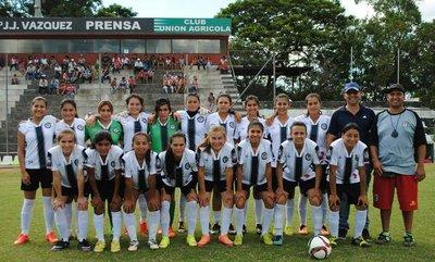 Muchos goles en el Interligas Femenino como en Juveniles Sub 19 y Sub 17