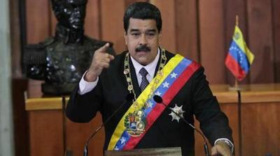 Maduro rindió cuentas al TSJ ignorando al Parlamento
