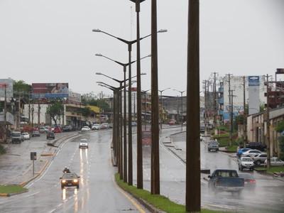6 departamentos  bajo alerta meteorológica