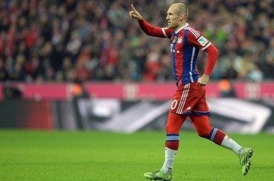 Arjen Robben seguirá siendo bávaro un año más