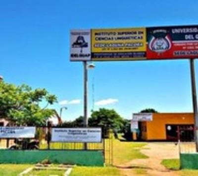 Clausuran sedes de la Universidad Privada del Guairá