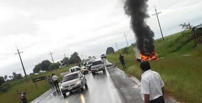 Misiones: Hombre falleció tras salir despedido de su automóvil
