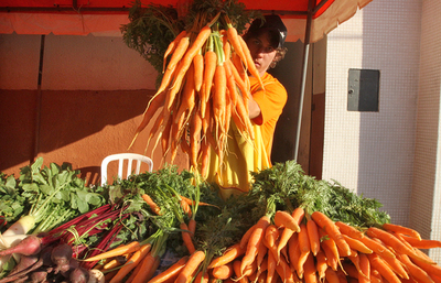 Surgen los servicios exclusivos de delivery de verduras