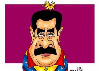 Maduro despliega sus fuerzas para dar advertencia a potenciales agresores