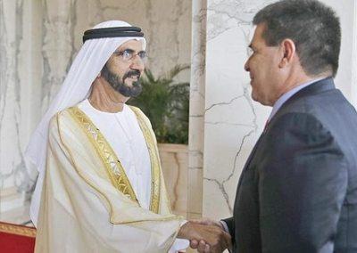 Árabes van a enviar misión a Paraguay