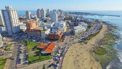 Sube ingreso de turistas a Uruguay en 25% en 10 días
