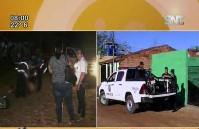 Caso guardia asesinado: Se realizaron tres allanamientos de forma simultánea