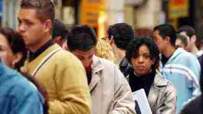 Desempleo mundial en aumento