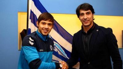 Romero se convierte en el primer fichaje del Alavés