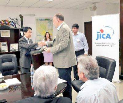 Itaipú y JICA trabajarán juntos en el combate a la pobreza