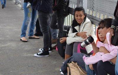 EE.UU: Récord de casos de inmigración