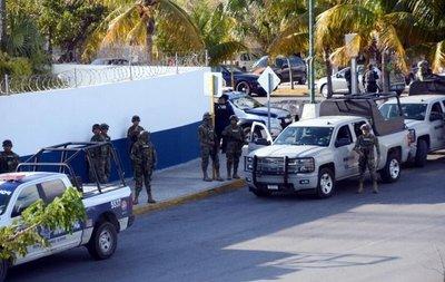 Ataque en el balneario de Cancún deja un muerto