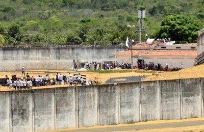 Nuevo motín en cárcel brasileña