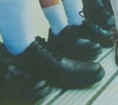 Recolectarán zapatos para niños de escasos recursos