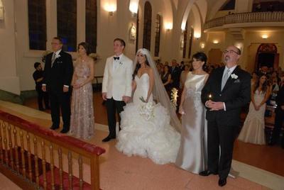 La boda de Mara y Damon