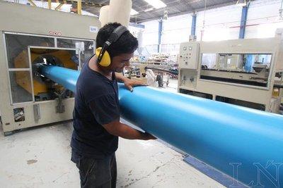 Tigre invertirá US$ 7 millones y producirá tubos de alcantarilla