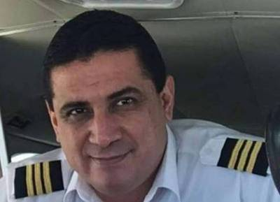 "Sugestivo posteo del piloto paraguayo: ""Cristo te espera para un encuentro glorioso"""