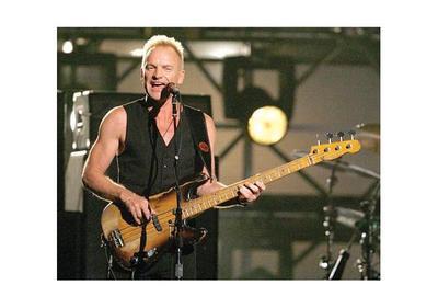 Sting presentará nuevo disco con sonido rock-pop en México